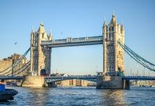 London Bridge, top United Kingdom tour attraction