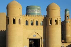 Along the Great Silk Road by Private Train  tour