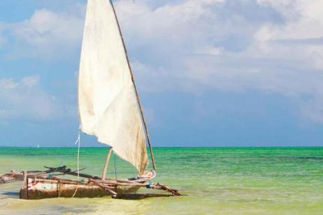 The Road to Zanzibar tour