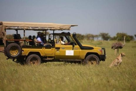 17 days best of kenya & Tanzania safaris tour