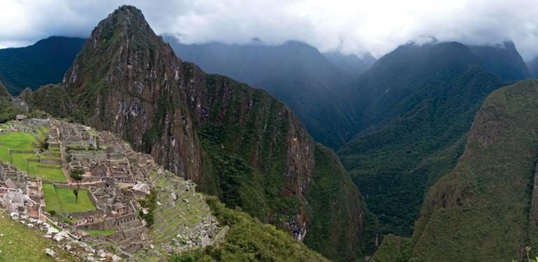 Rio to Quito via Ushuaia tour