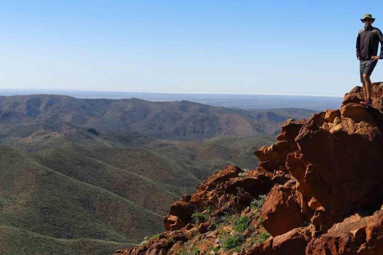 Adelaide to Alice Springs Overland tour