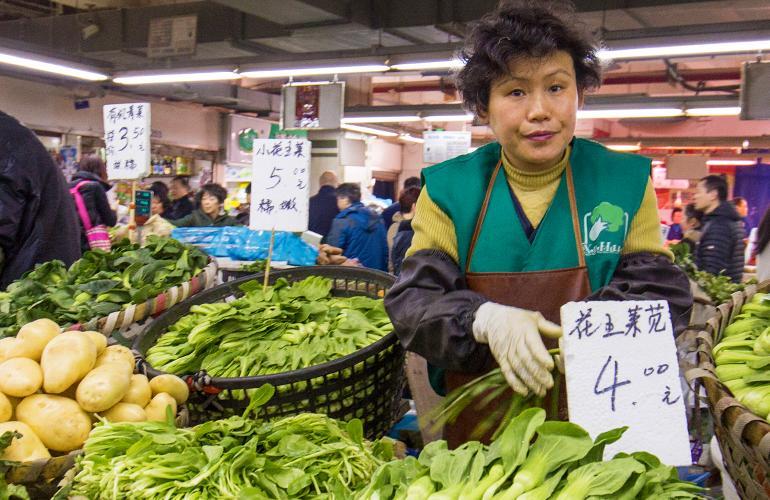 China Real Food Adventure tour
