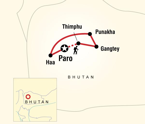 Punakha Taktsang Monastery Bhutan Adventure Trip
