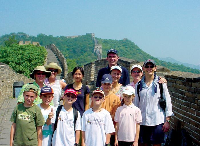 Beijing Chengdu China Family Holiday Trip
