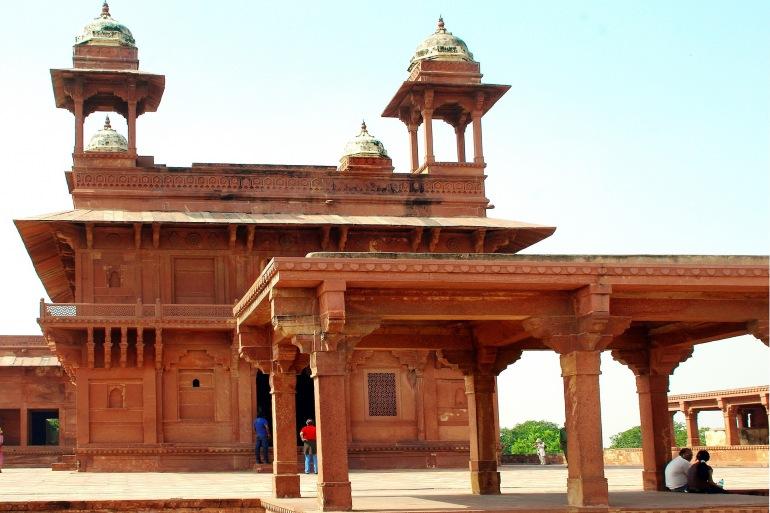 Beautiful architecture-Rajasthan-India-P