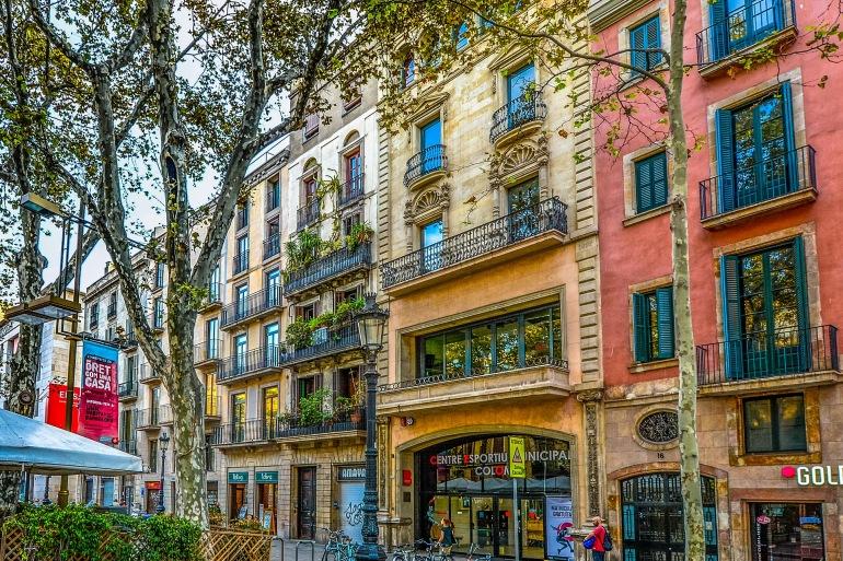 Facade Tree Street-Spain-2088158-P