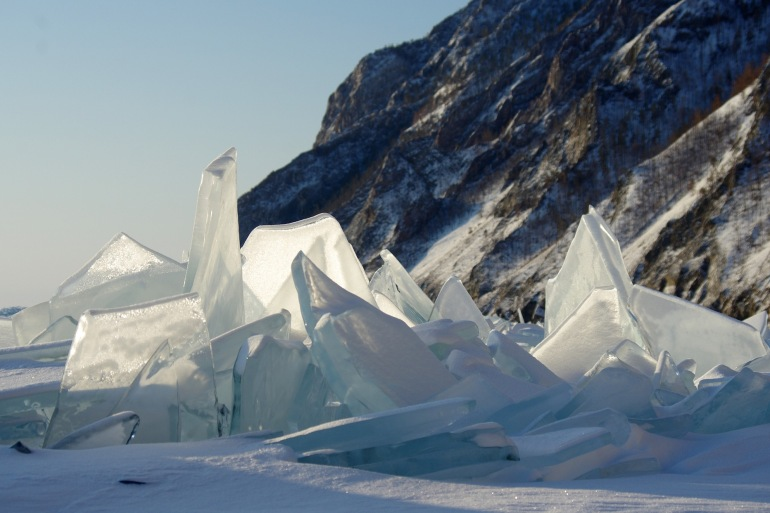 Lake Ice Winter-Russia-2631915-P