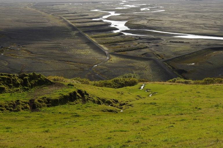 Landscape nature-skaftafell-Iceland-687196-P