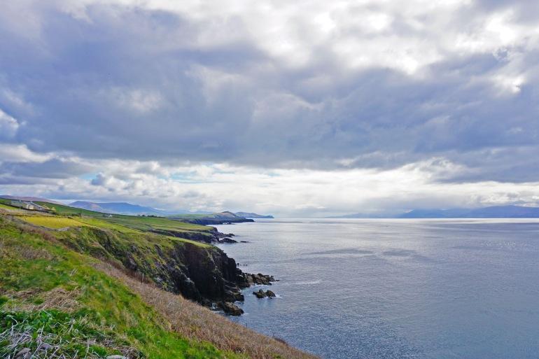 Landscape of Dingle Peninsula, Ireland