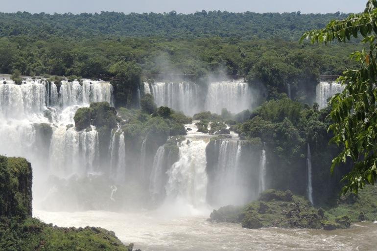 Nature Iguazu falls-Brazil-2533257-P