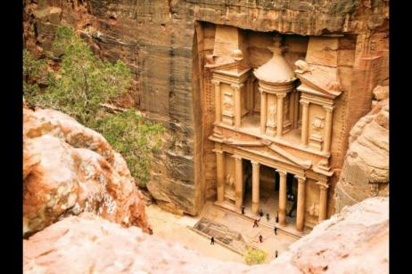Treasures Of Jordan tour
