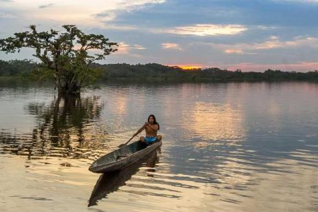 Amazon Wilderness Experience - Independent (5 days Sacha Lodge) tour