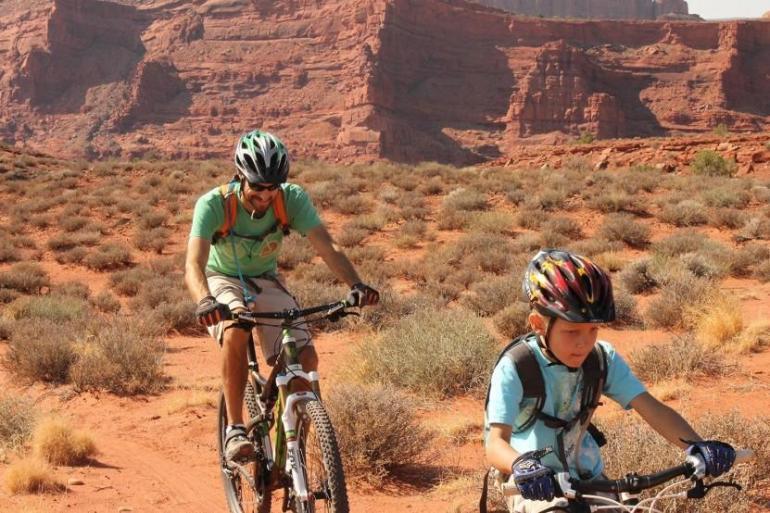 Adventure Adventure & Adrenaline Grand Staircase-Escalante 5 Day Mountain Bike Trip package