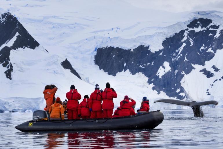 Ultimate Antarctica tour