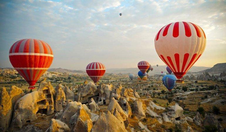 Acropolis Ankara Classic Turkey & Greek Islands Trip