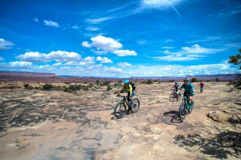 Needles To Moab Canyonlands 4 Day Biking Trip tour