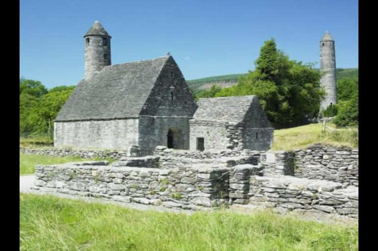 Local Immersion Hiking Wicklow Way - Self Guided - 7 Days package