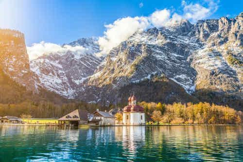 Jewels of Bavaria & Austria tour
