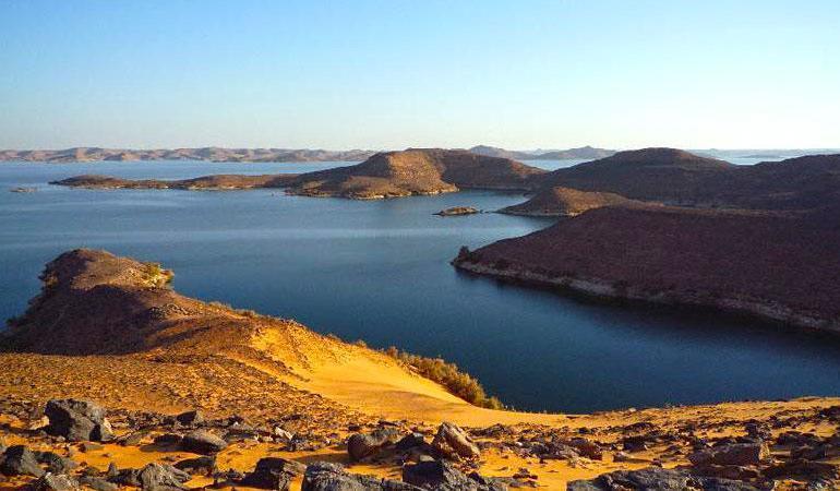 Lake Nasser & The Nile tour