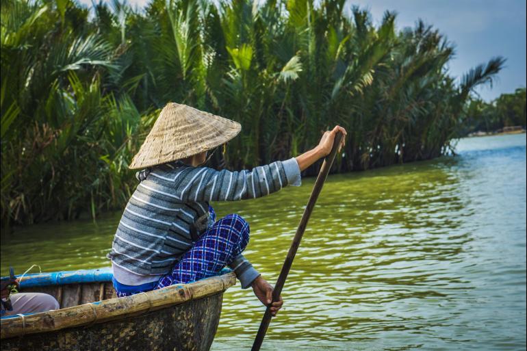 Ho Chi Minh Hoi An  South Vietnam Coastal Cruising: Danang to Ho Chi Minh Trip