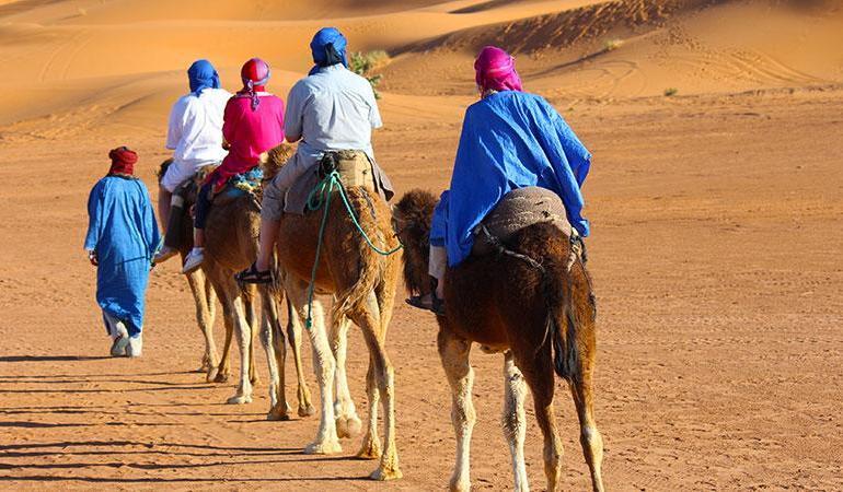 Morocco Desert Safari tour