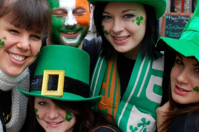St Patrick's Day tour
