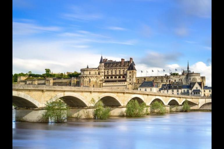 Self-Guided the Loire Valley by Bike tour