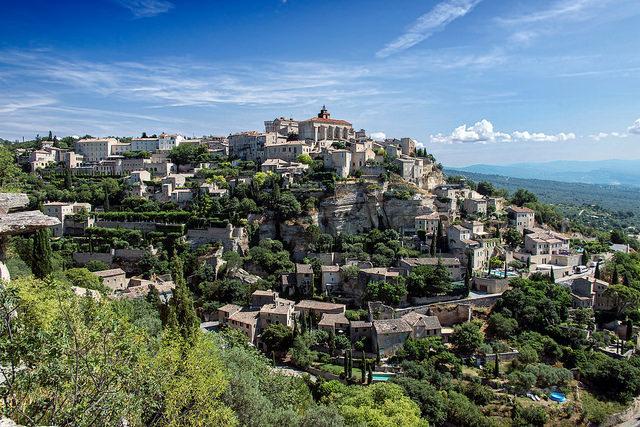 Provence Biking tour
