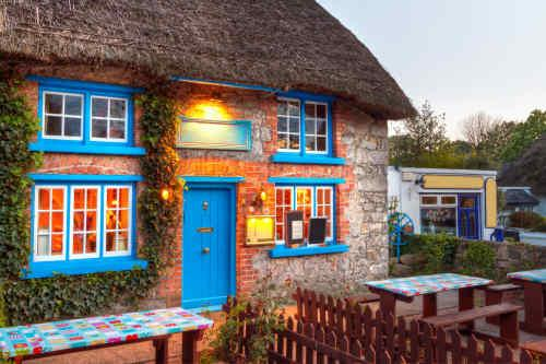 Ireland's Charm: Country Home Vacation tour