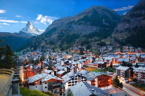 Scenic Switzerland: Rail Journey through the Mountains tour
