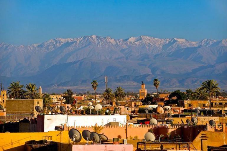 Magical Marrakech tour
