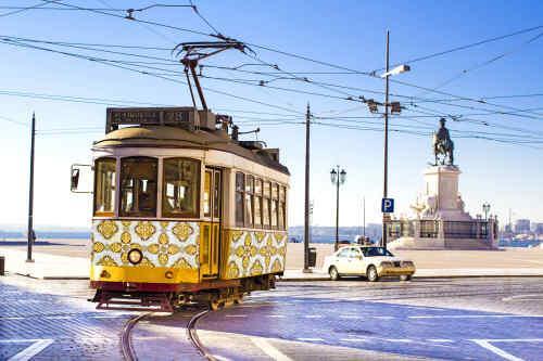 Lisbon, Seville & Madrid tour