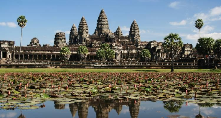 Journey to Angkor Wat - 15 days tour