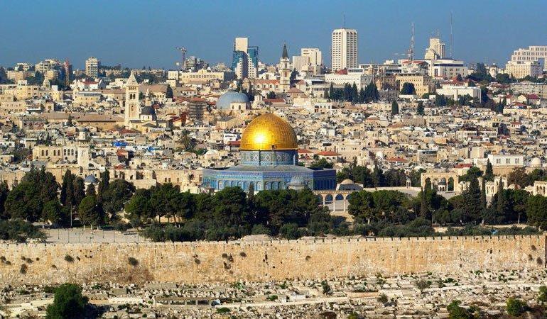 Biblical Israel tour