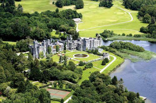 B&B Ireland with Ashford Castle tour