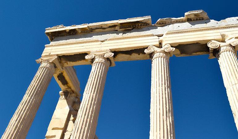 Athens Delphi Classic Greece & Santorini Trip