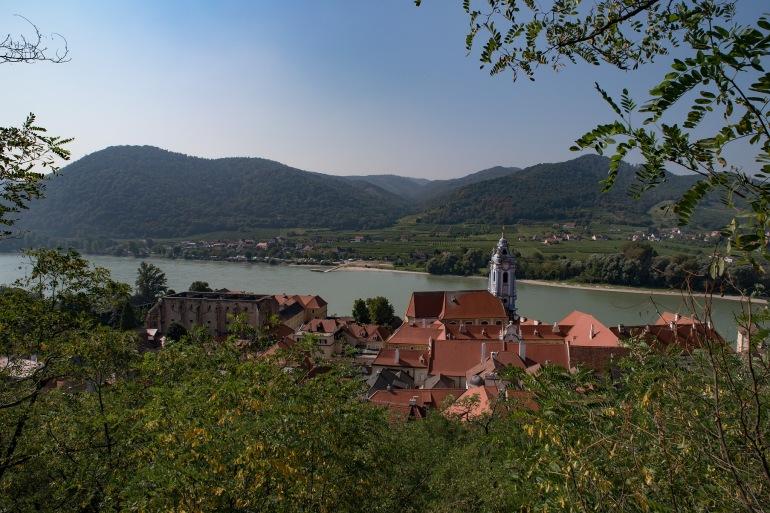 Wonderful Wachau Valley, Austria