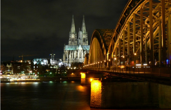 Magnificent Europe (Christmas Cruise) tour