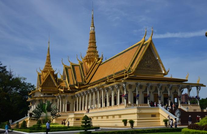 Cambodia For Families tour