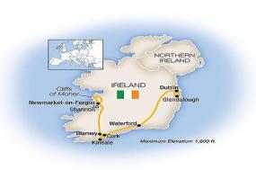 A Week In... Ireland 2018 tour