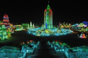 Experience Harbin Ice Festival & Beijing tour
