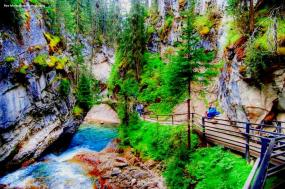 9-Day Canadian Rockies, Yellowstone, and Antelope Canyon Tour From Vancouver tour