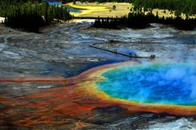 11-Day Yellowstone & Canadian Rockies Tour W/ Glacier NP From Seattle/Vancouver tour