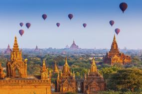 South East Asia Encompassed  tour