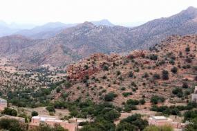 Morocco Camel Trek and Hiking Adventure tour