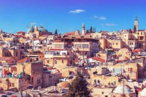 Essential Israel & the Palestinian Territories tour