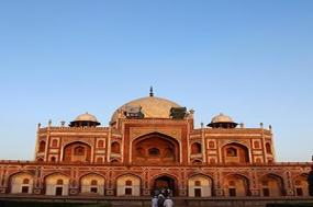 Icons of India: The Taj, Tigers & Beyond tour