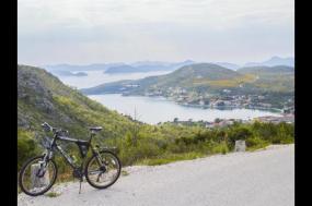 Cycle the Dalmatian Coast tour