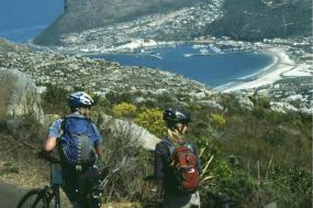 Cycling the Cape & Winelands tour